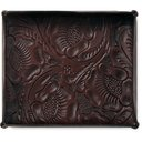 RRL - Leather Valet Tray - Brown