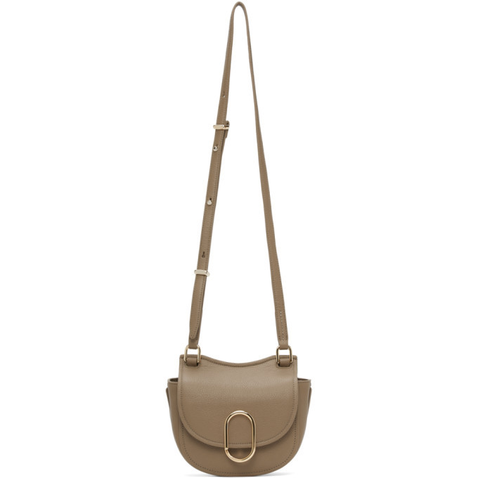 Photo: 3.1 Phillip Lim Taupe Mini Hunter Alix Bag