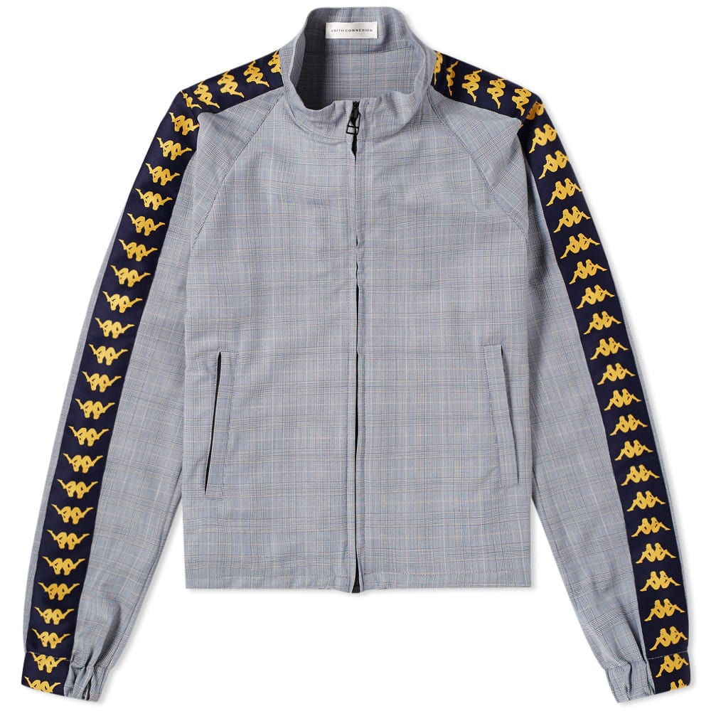 Photo: Faith Connexion x Kappa Fit Bomber Jacket