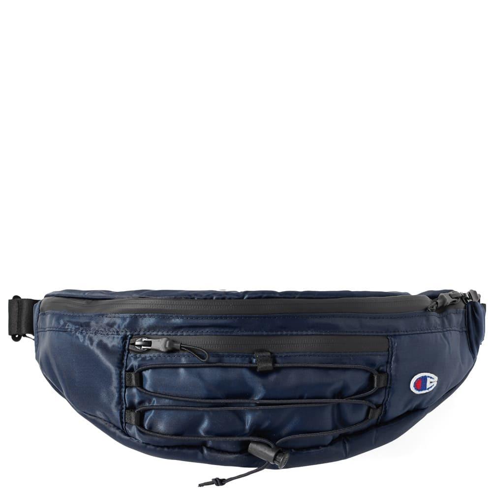 Photo: Champion Reverse Weave Large Script Logo Waist Bag