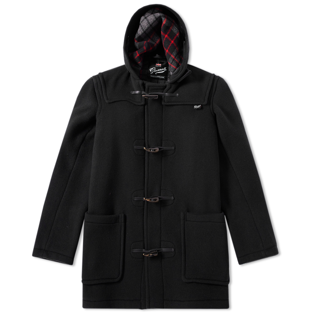 Photo: Gloverall Mid Length Duffle Coat