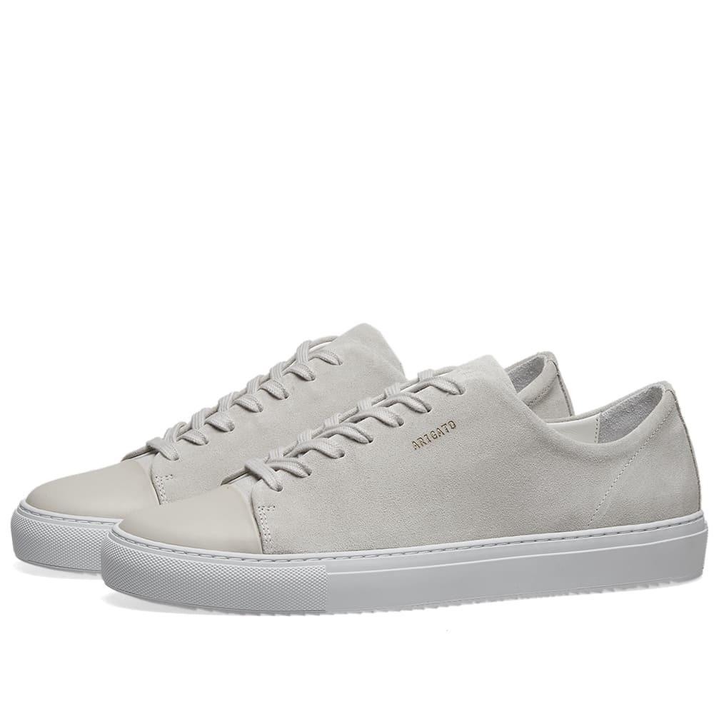 Axel Arigato Toe Cap Sneaker Off White