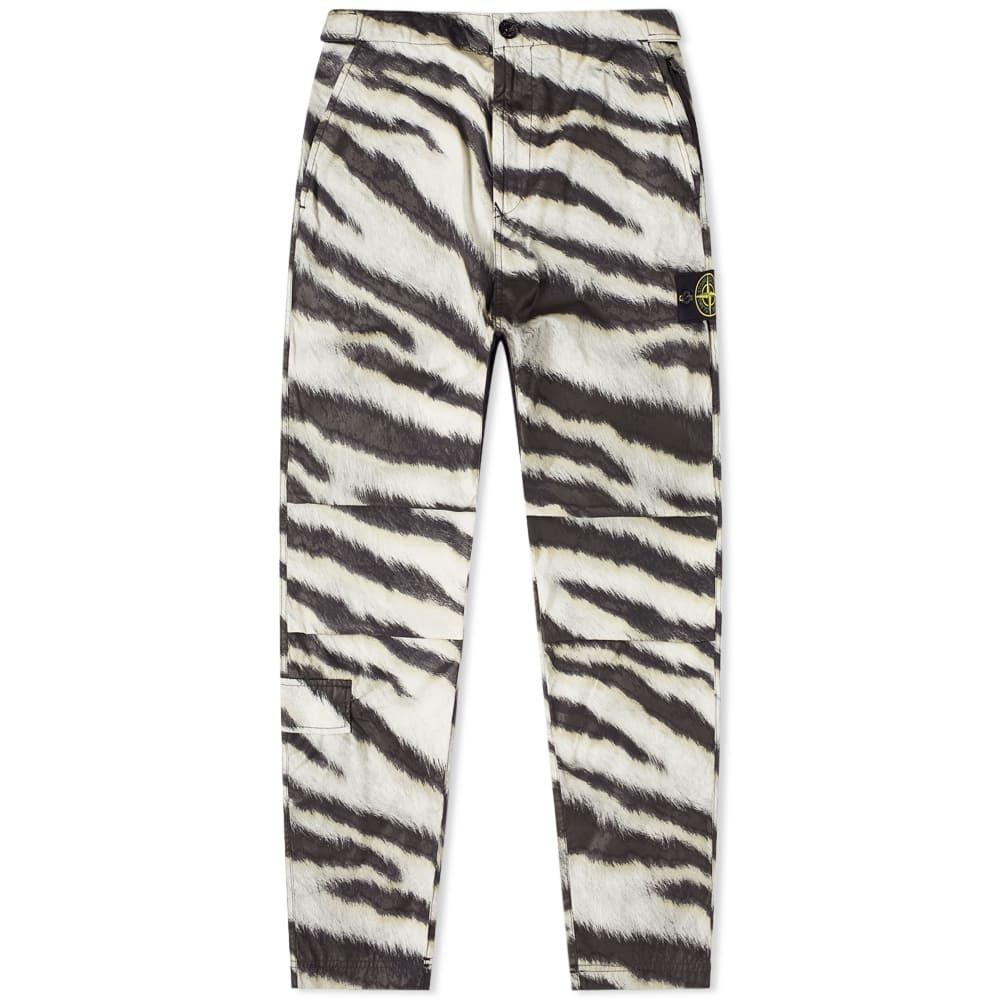 Photo: Stone Island Tiger Camo Nylon Pant