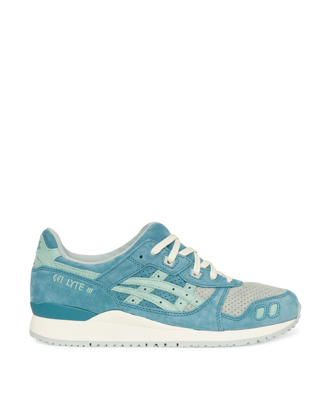 Photo: Asics Gel Lyte Iii Og Sneakers Misty Pine/Seafoam