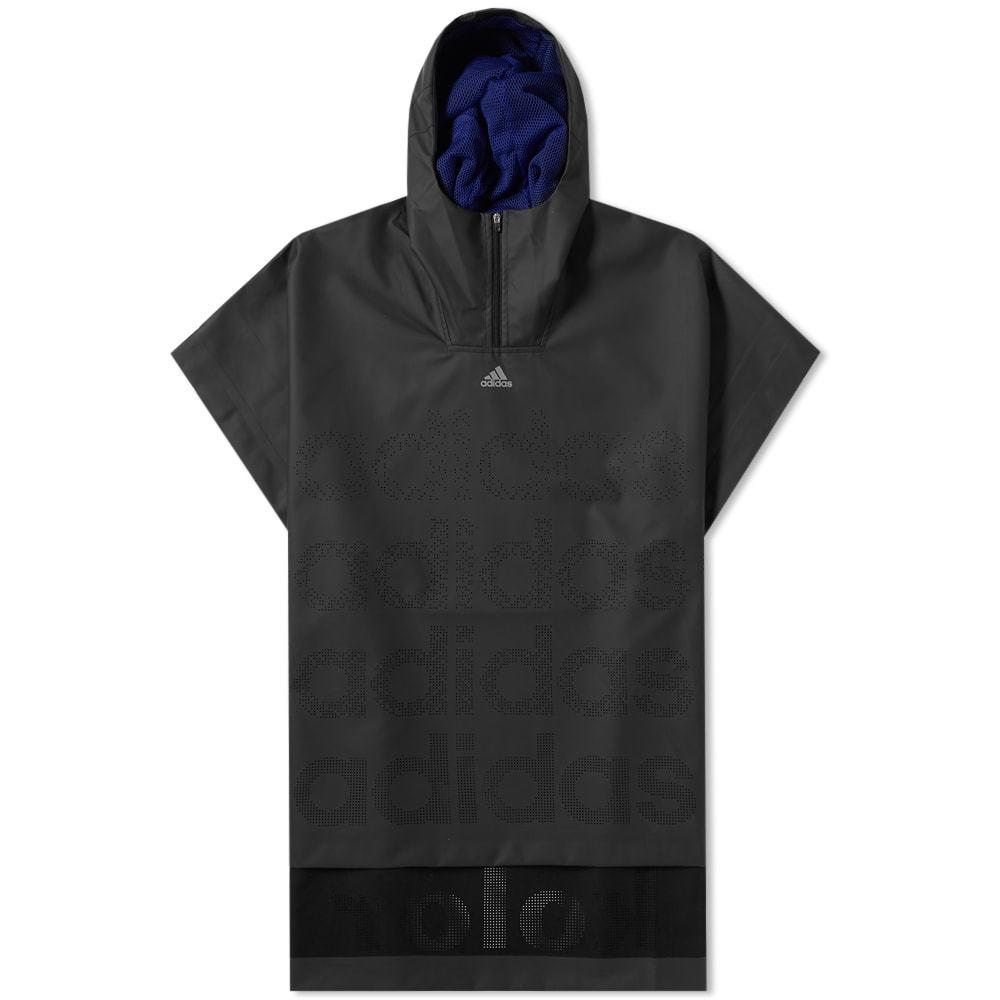 Adidas x Kolor Coated Anorak Black