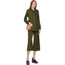 Stella McCartney Khaki Eliza Military Jacket