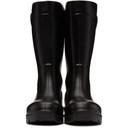 1017 ALYX 9SM Black Logo Rain Boots