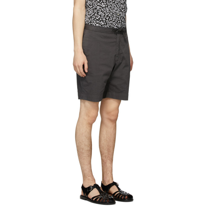 Officine Generale Grey Phil Shorts