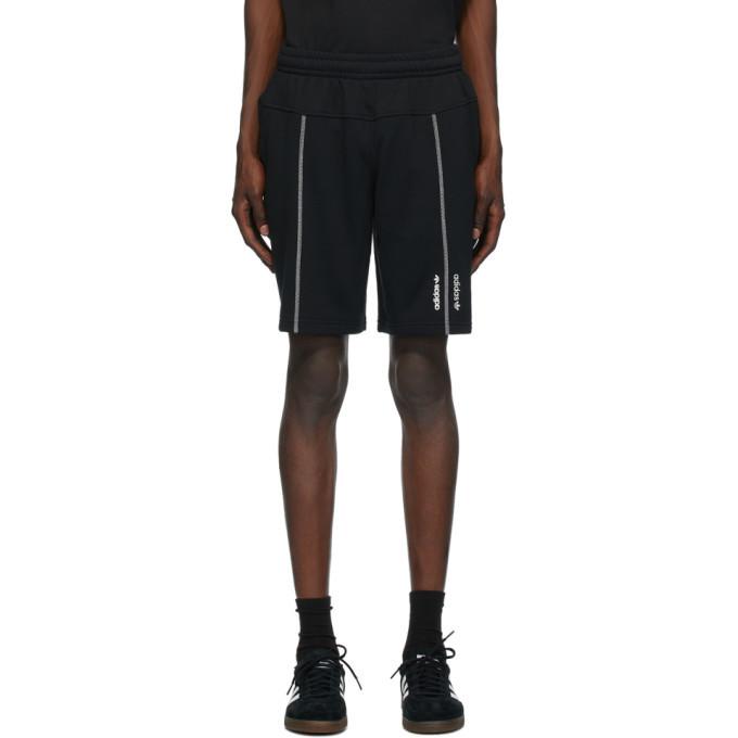 Photo: adidas Originals Black Crew Shorts