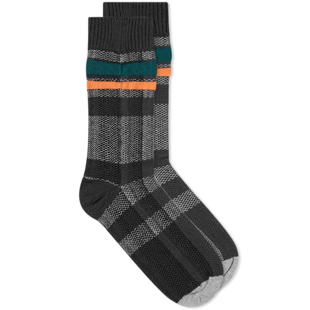 Sacai Check Sock
