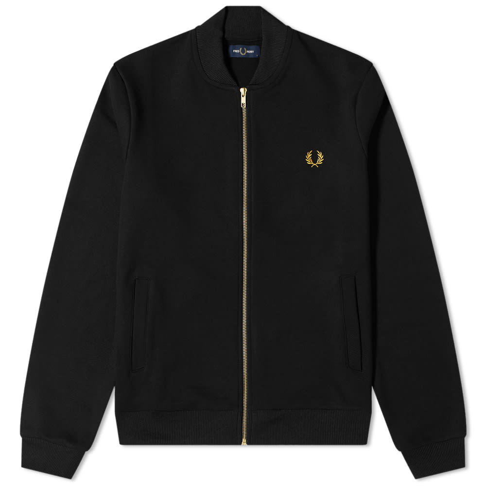 Photo: Fred Perry Authentic Twill Track Jacket