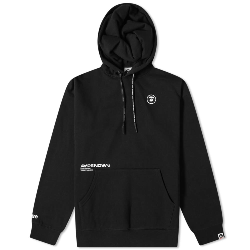 Photo: AAPE Back Logo Popover Hoody