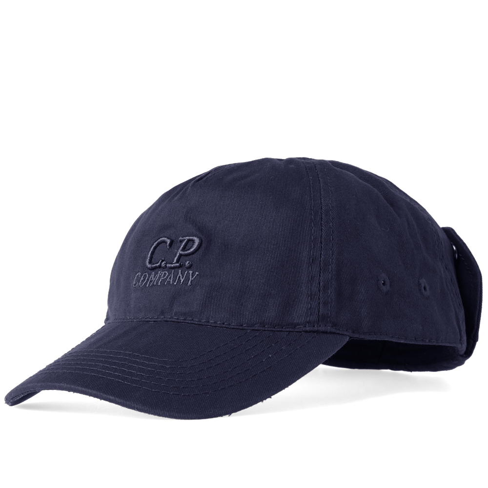 C.P. Company Goggle Logo Cap