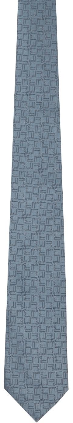 Photo: Dunhill Blue Signature Tie