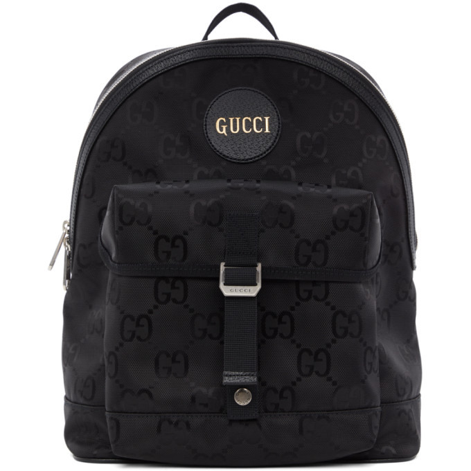 Photo: Gucci Black Off The Grid Backpack