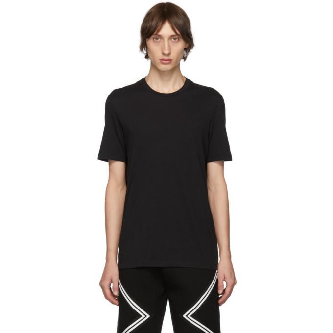 Photo: Neil Barrett Two-Pack Black and White Travel T-Shirt
