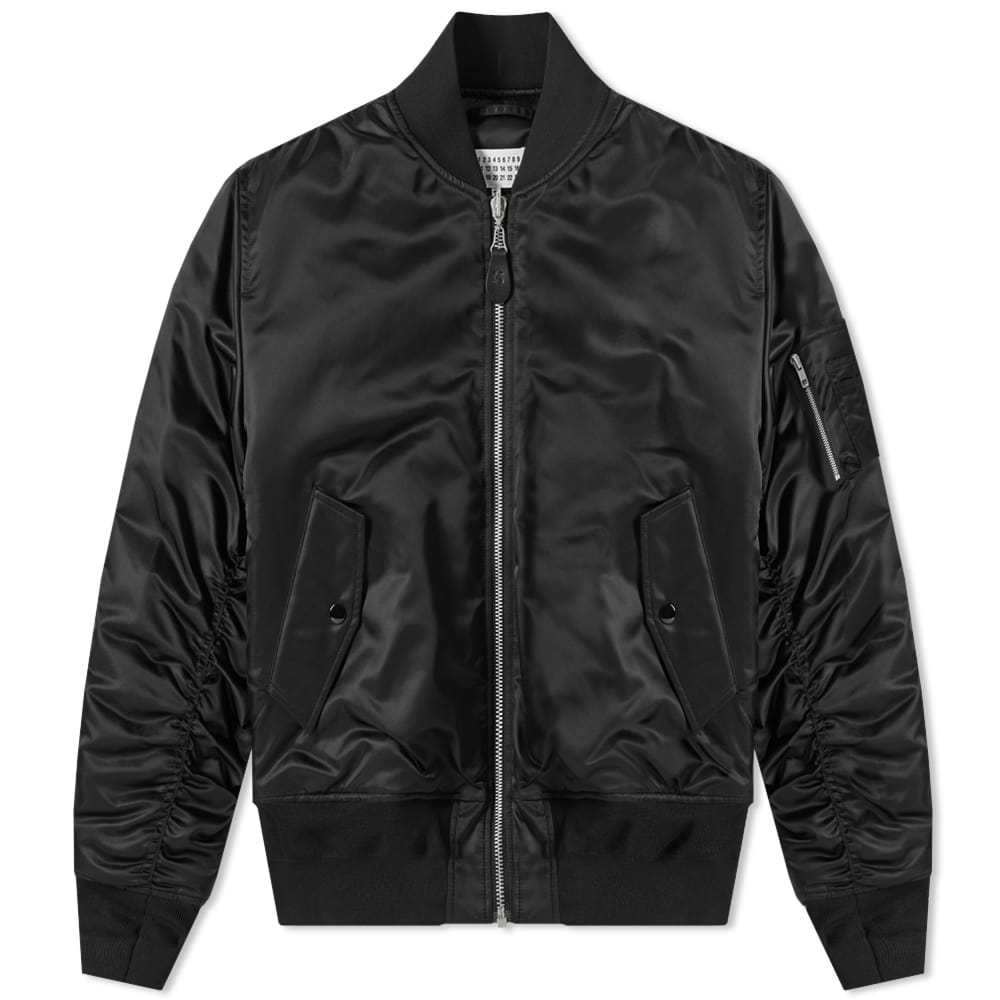 Photo: Maison Margiela 14 Classic Nylon Bomber Jacket