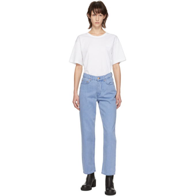 Won Hundred Blue 60s Pearl Jeans