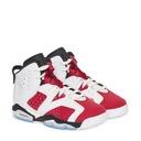 Nike Jordan Air Jordan 6 Retro Gs Sneakers White/Carmine