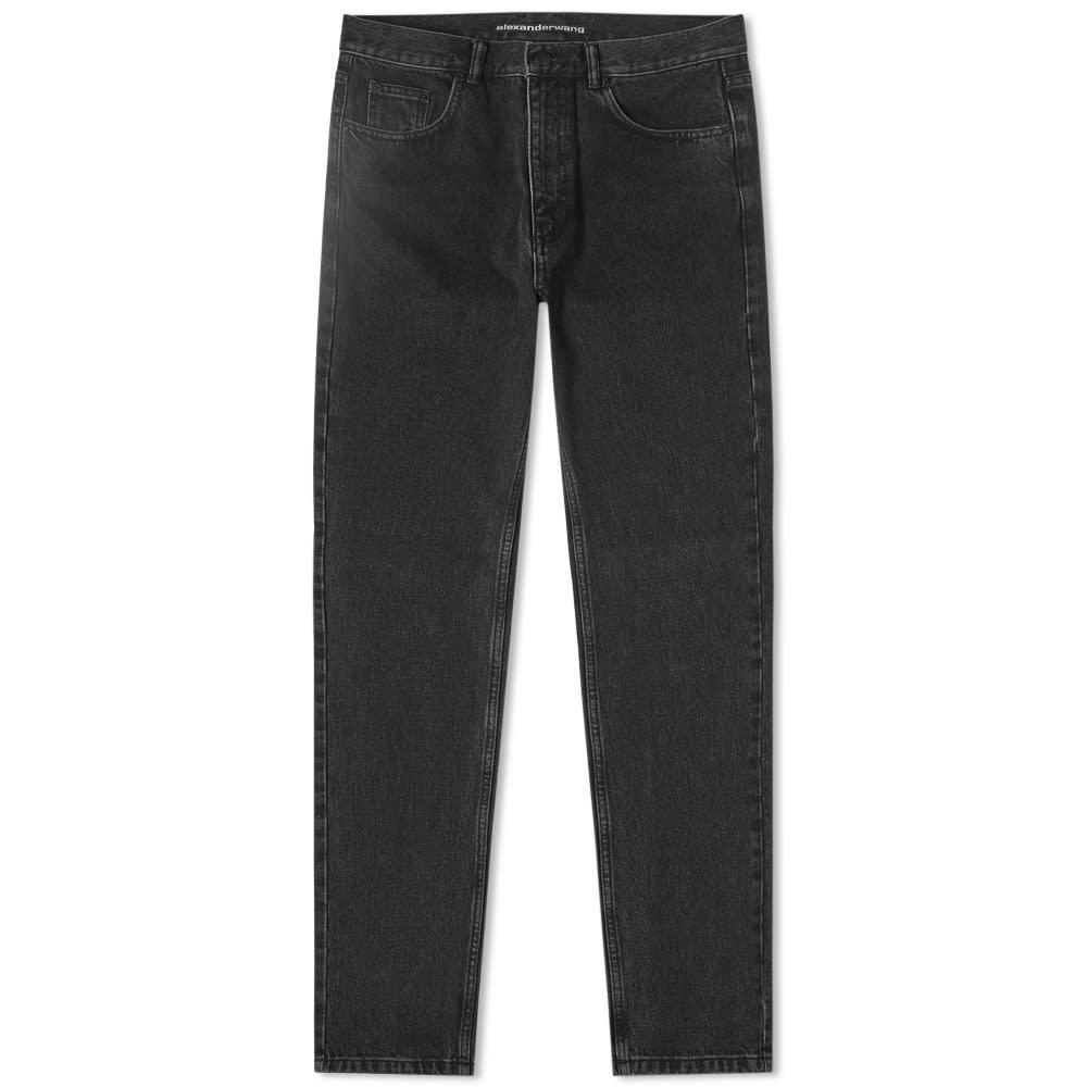 Photo: Alexander Wang Regular Fit Jeans