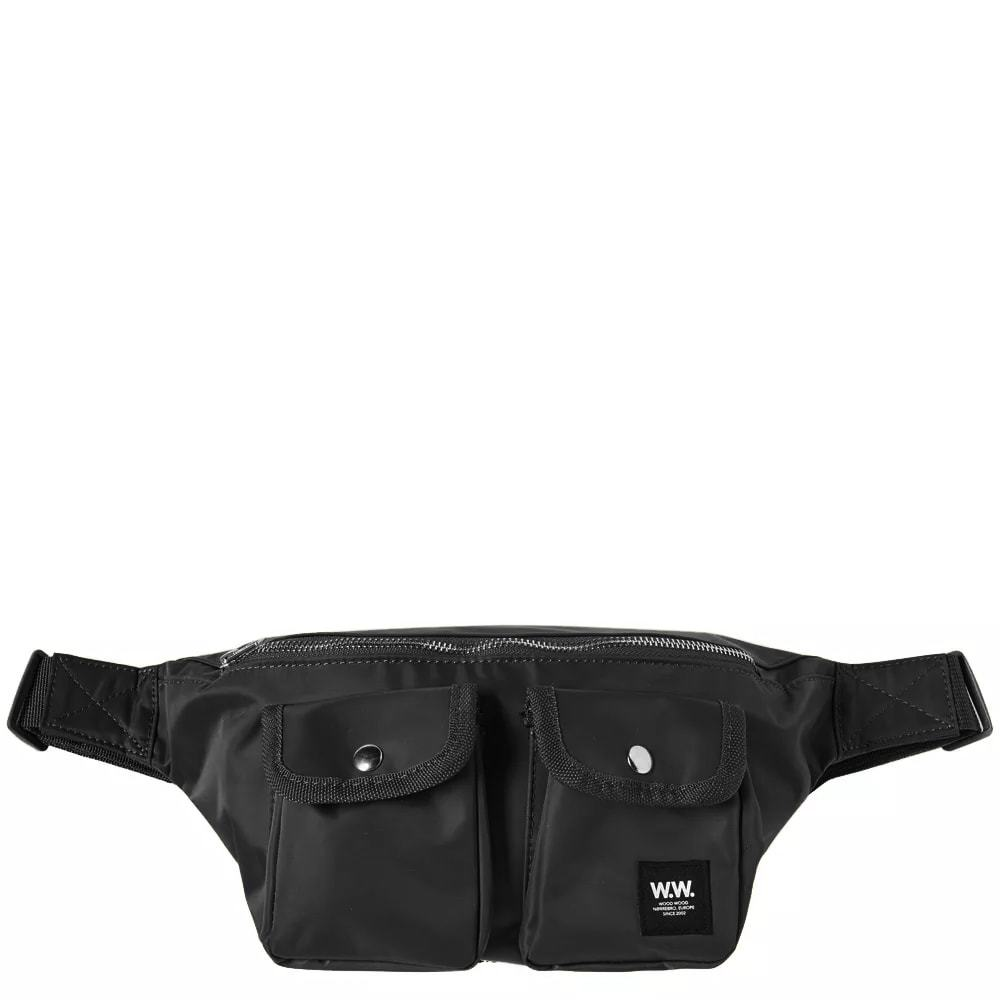 Photo: Wood Wood Gray Waist Bag