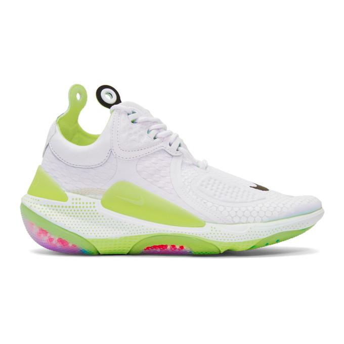 Photo: Nike White Joyride CC3 Setter Sneakers