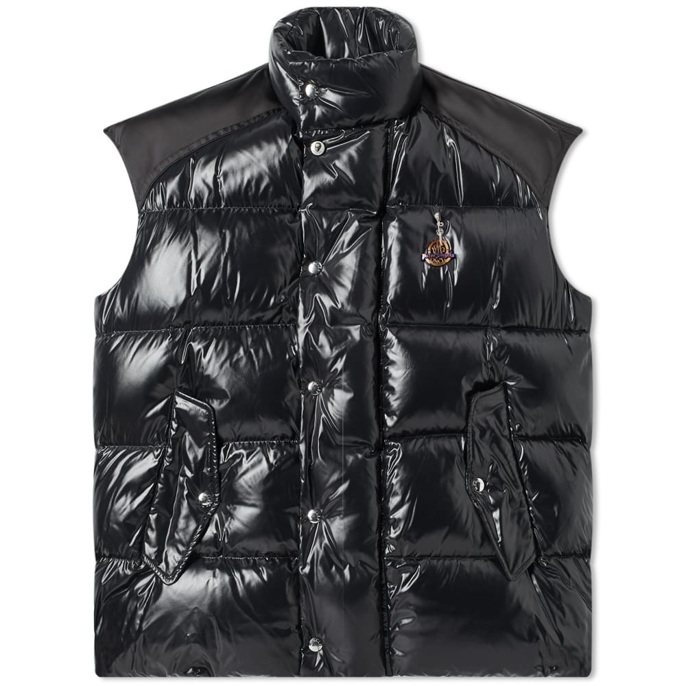 Photo: Moncler Genius - 8 Moncler Palm Angels Buzz Gilet