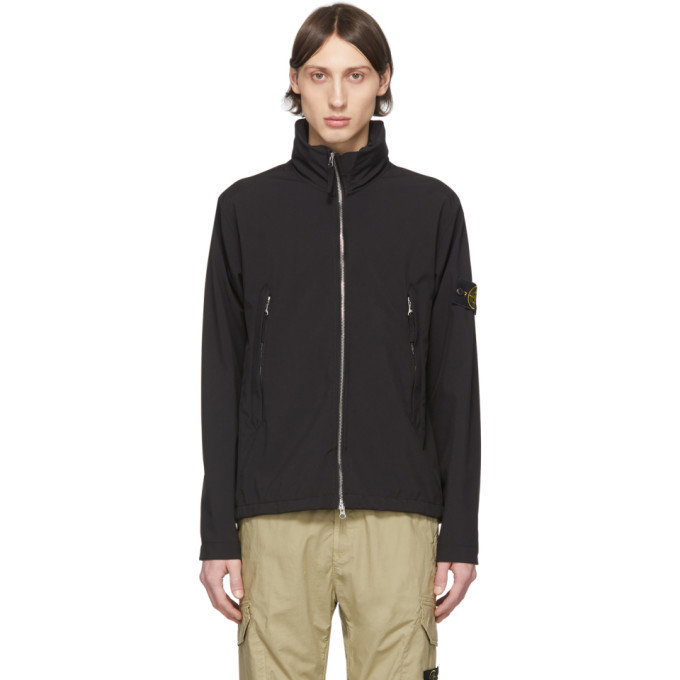 Photo: Stone Island Black Short Jacket