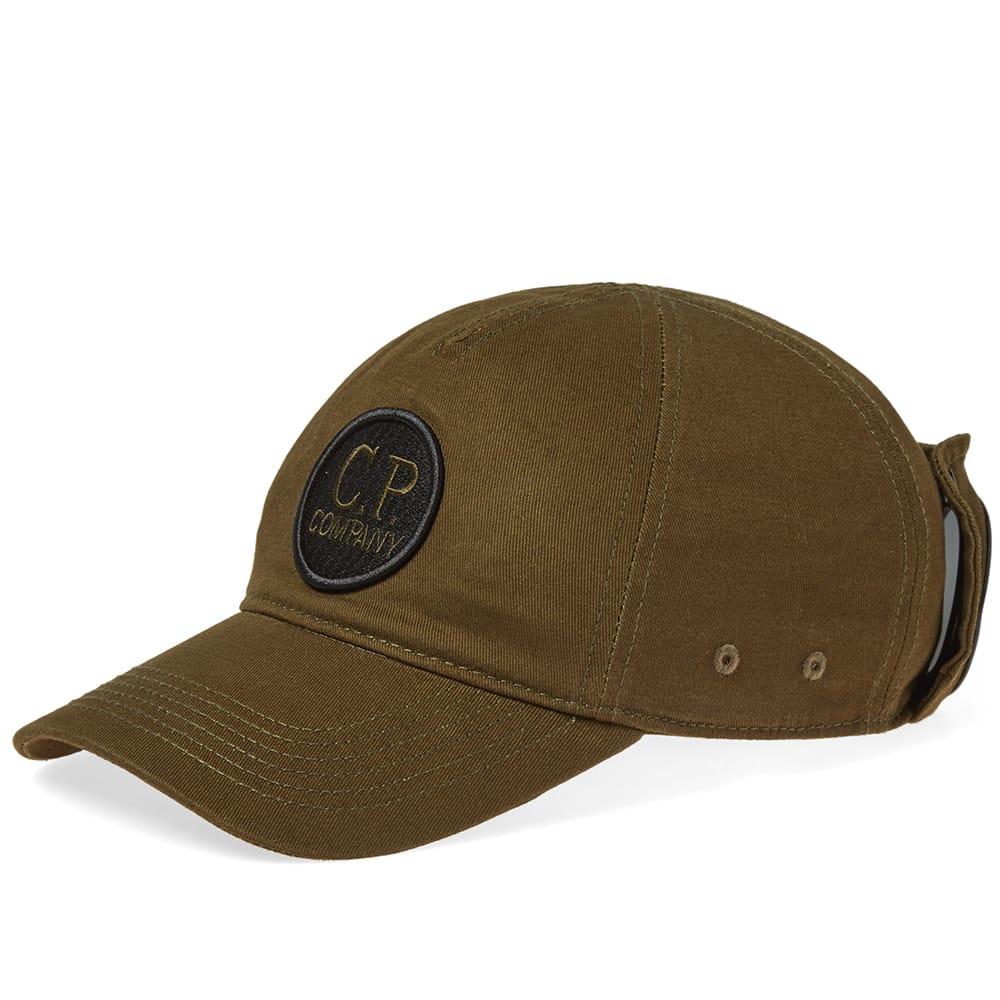 C.P. Company Goggle Baseball Camp Cap