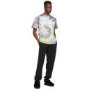 Aries Multicolor Tie-Dye Temple T-Shirt
