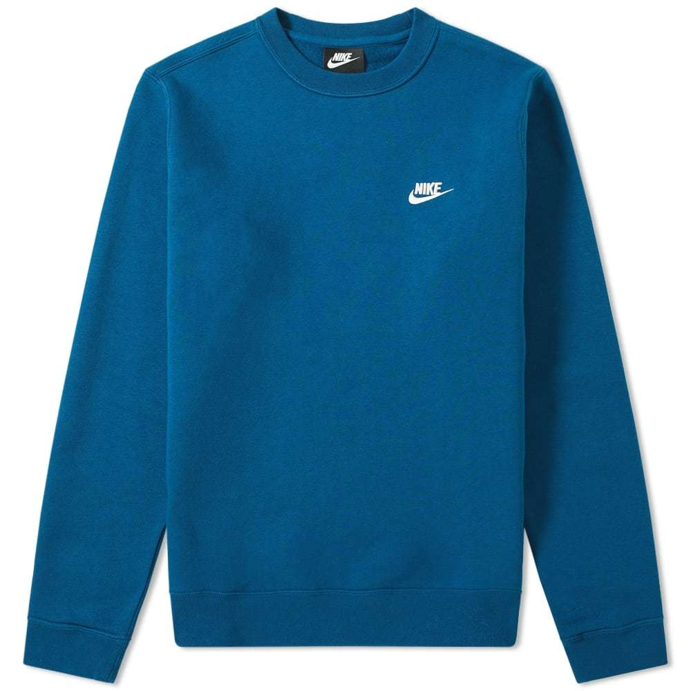 Photo: Nike Club Crew Sweat
