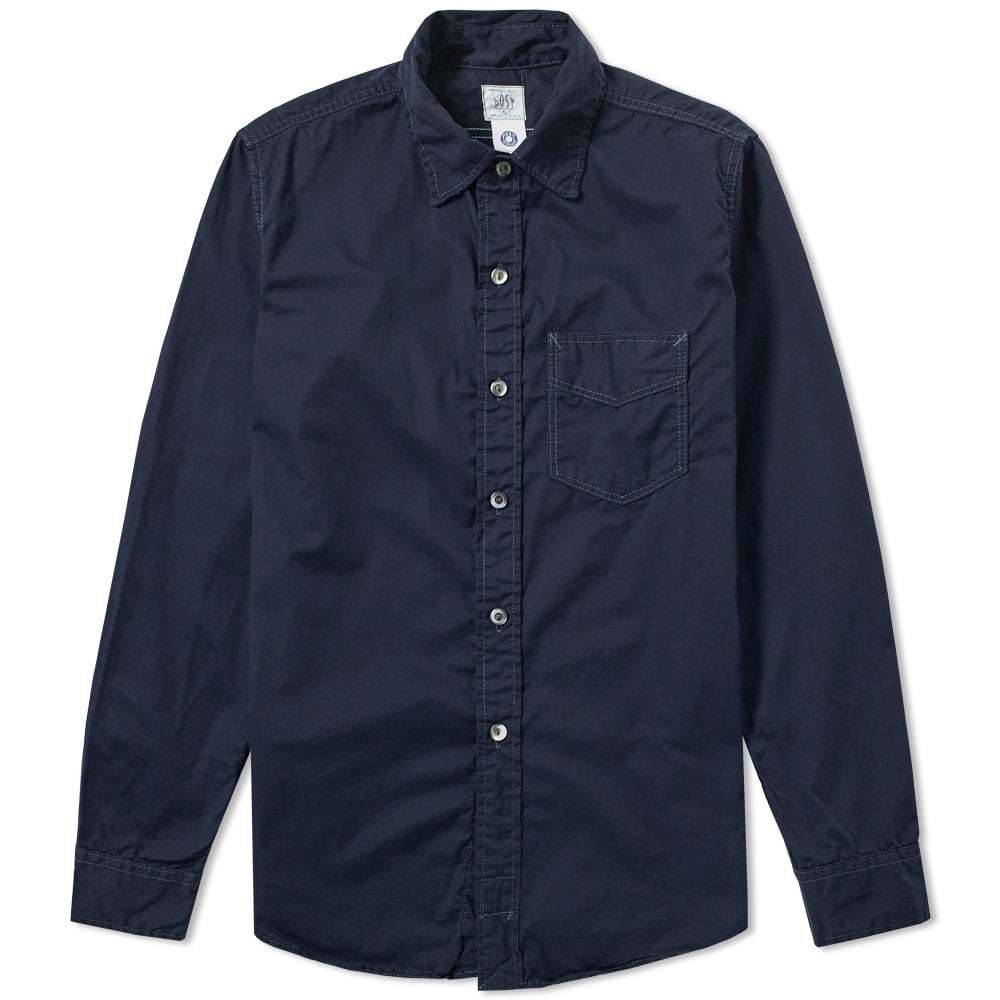 Photo: Post Overalls The Post 4 Shirt Blue