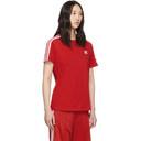 adidas Originals Red Lock Up T-Shirt