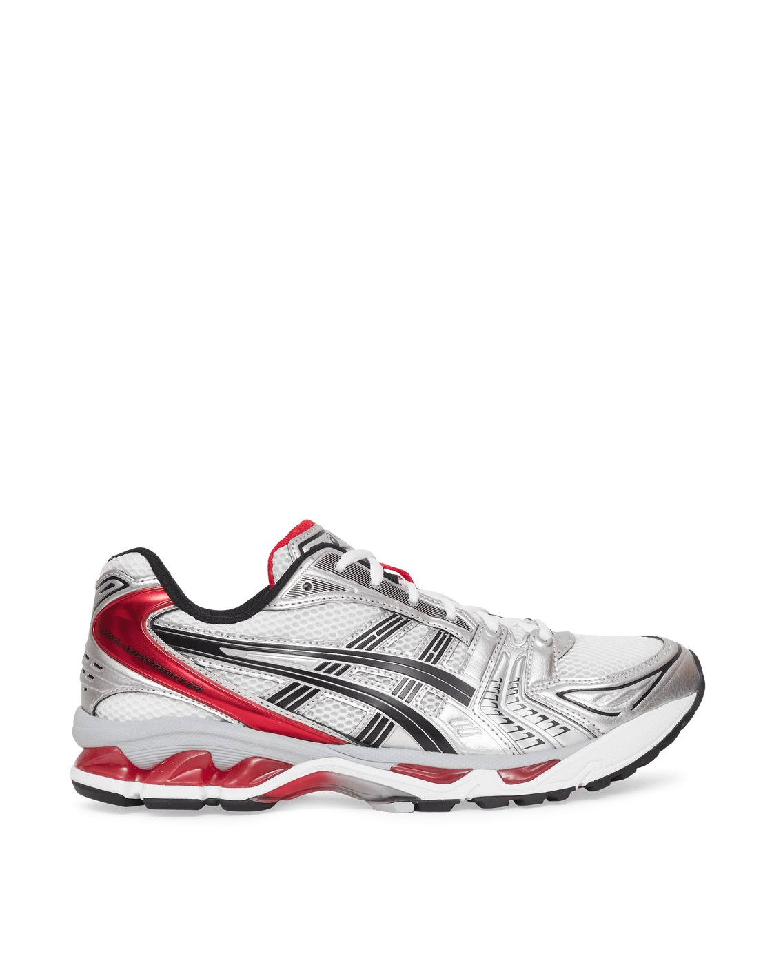 Asics Gel Kayano 14 Sneakers White/Classic Red