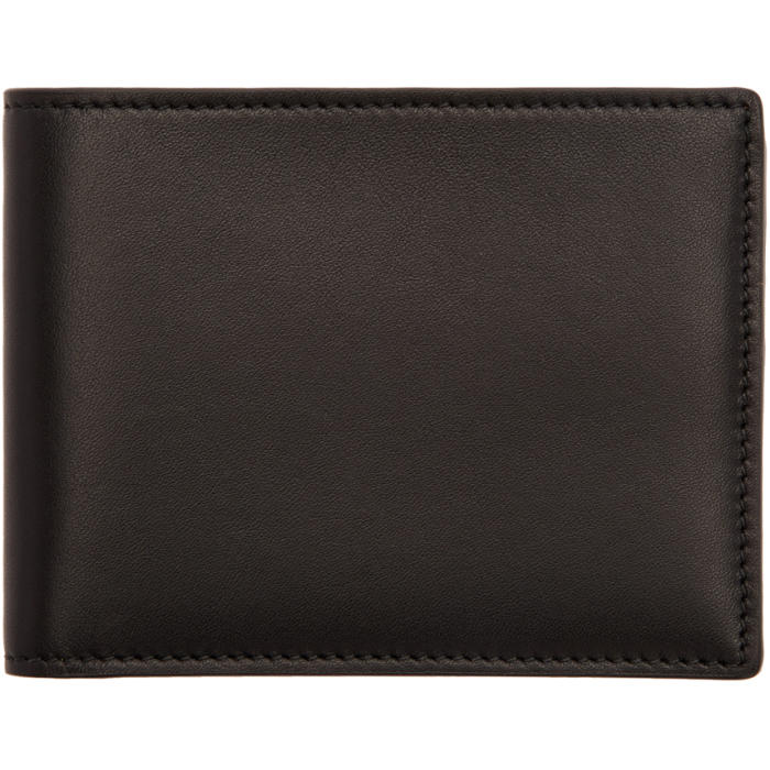 Photo: Common Projects Black Standard Wallet