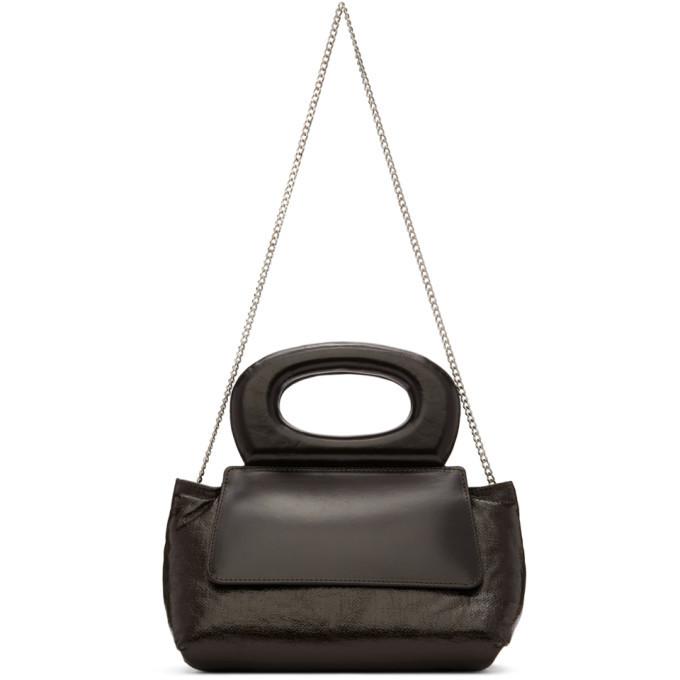 Lemaire Brown Mini Cabas Bag