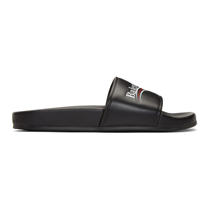 Photo: Balenciaga Black Campaign Slides