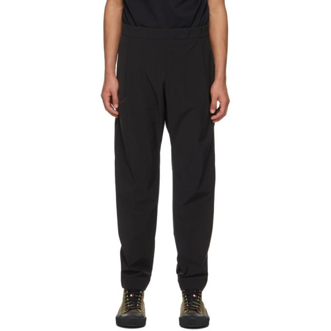Photo: Moncler Black Sport Lounge Pants