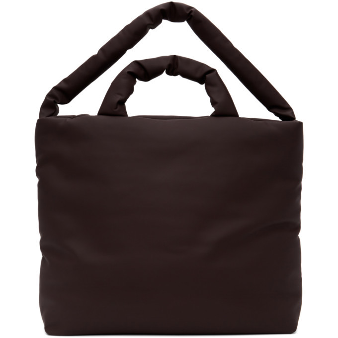 Photo: Kassl Editions Burgundy Rubber Large Tote
