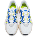 adidas Originals White Ozweego Sneakers