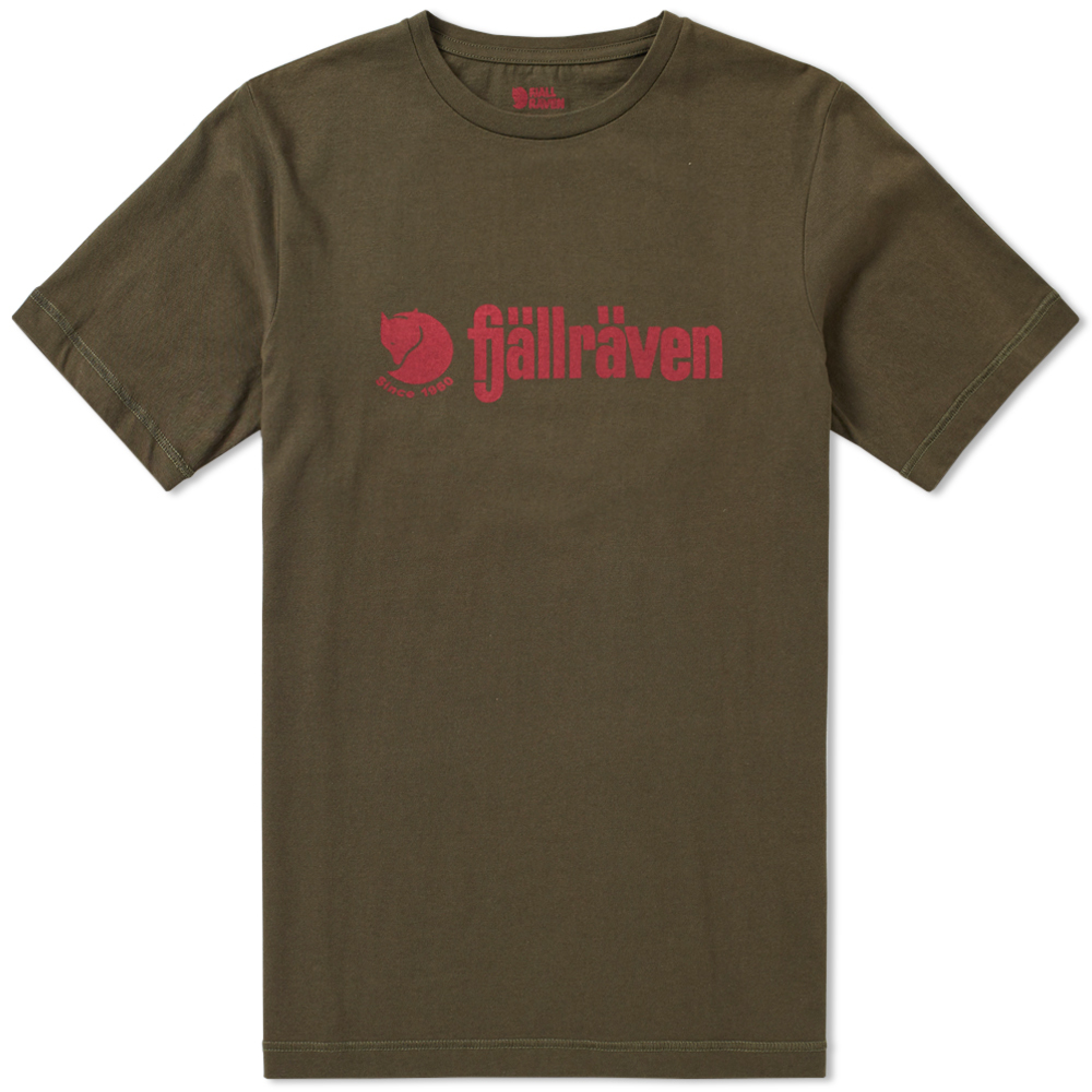 Photo: Fjällräven Retro Tee