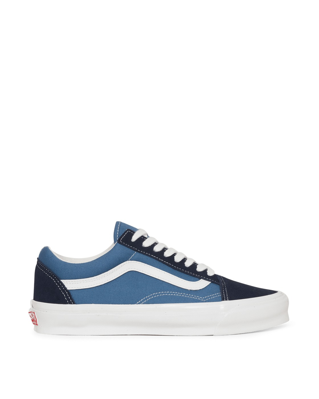 Photo: Vans Og Old Skool Lx Sneakers Navy/Stvnvy