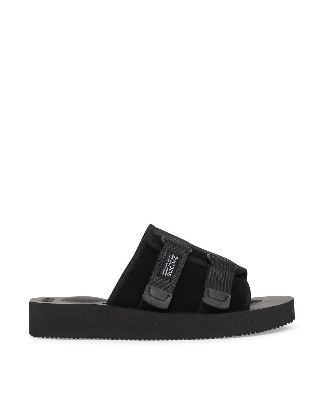 Photo: Suicoke Kaw Vs Sandals Black