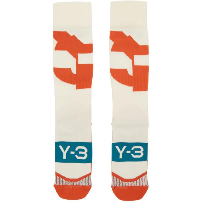 Photo: Y-3 Multicolor Logo Tech Socks