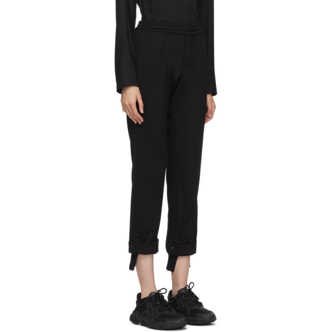 Y-3 Black Tailored Classic Track Pants
