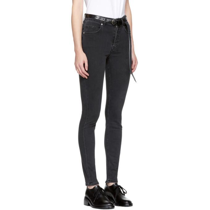 Won Hundred Grey Marilyn Skinny Jeans
