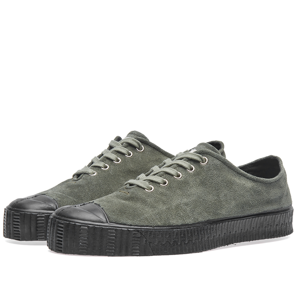 Photo: Comme des Garcons SHIRT x Spalwart Military Sneaker