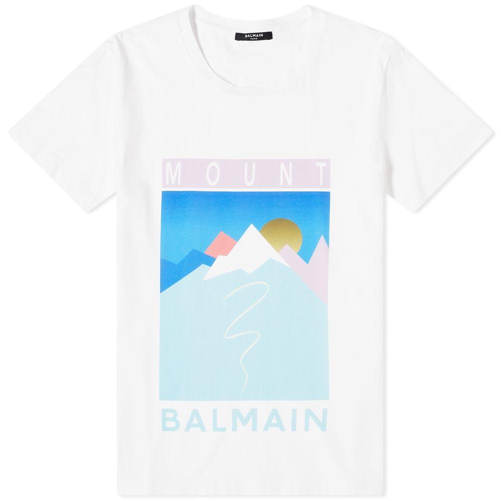 Photo: Balmain Mount Balmain Tee