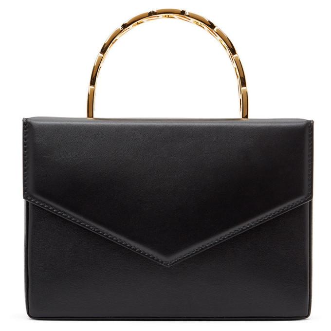 Photo: Amina Muaddi Black Pernille Bag