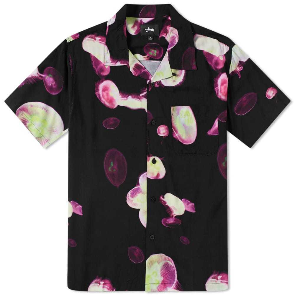 Photo: Stussy Jelly Fish Printed Shirt